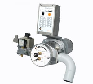 Block Burner designed by CERITHERM