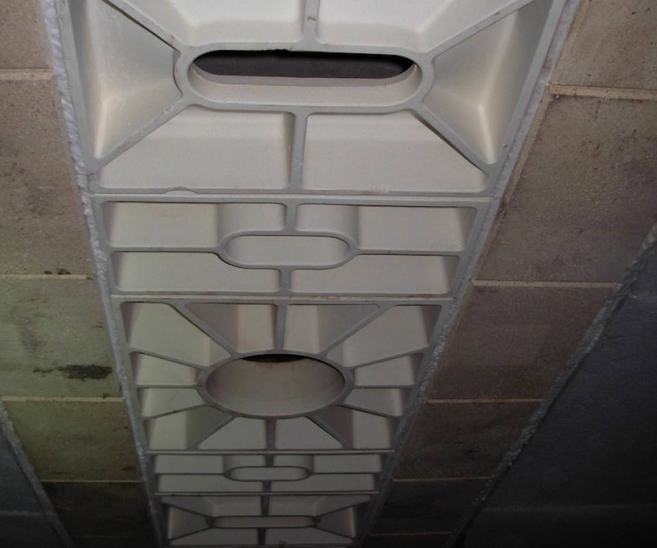 Modules intégrés de ventilation haute température Ceritherm